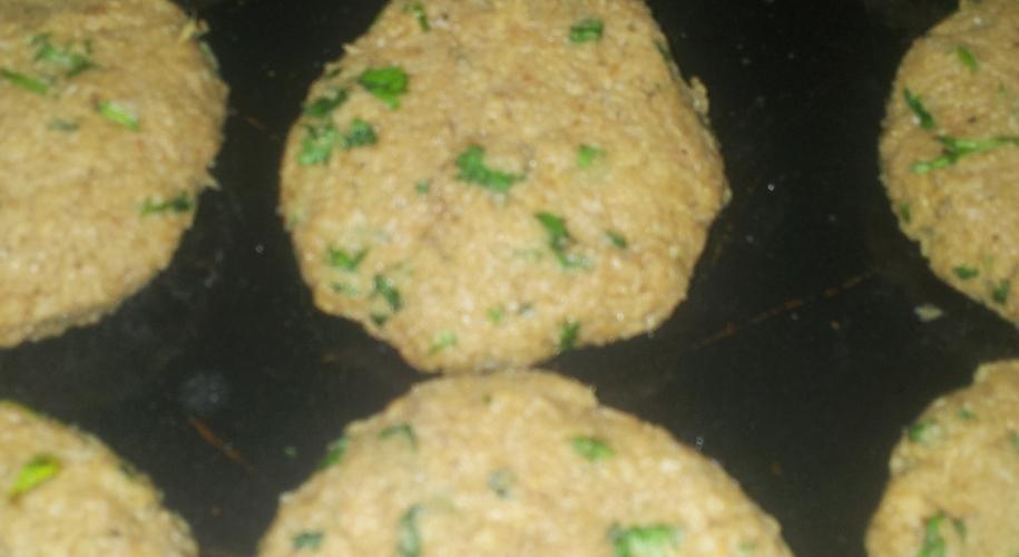 Soya Kabab Tikkis