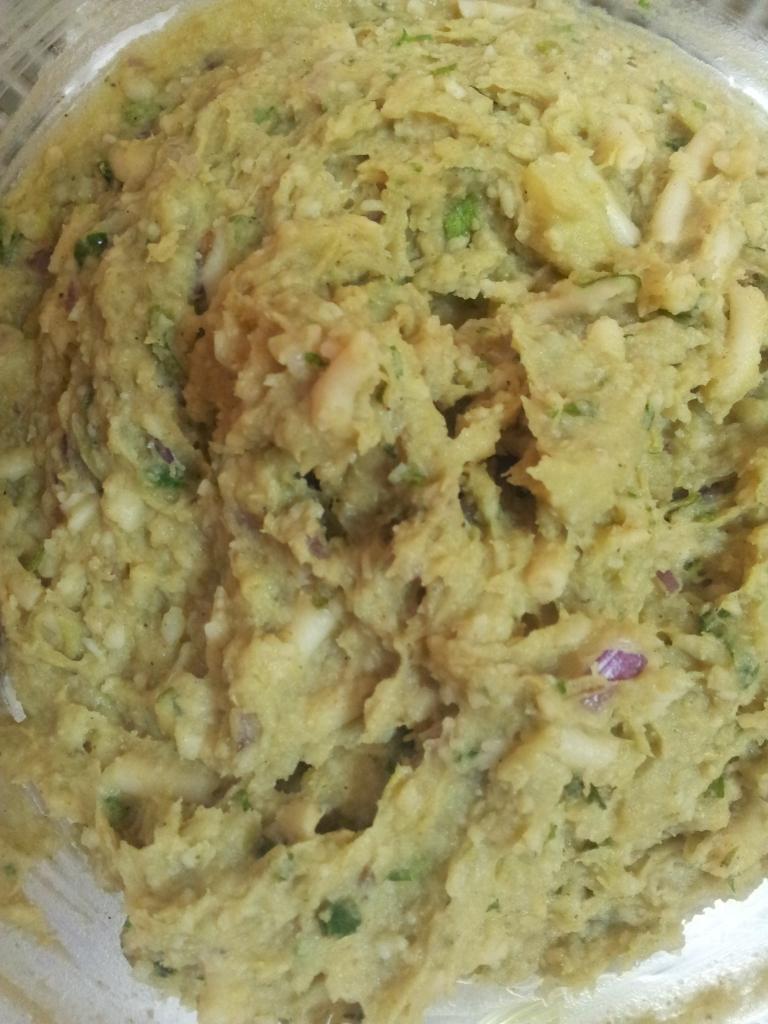 Paste for Labnani Kebab