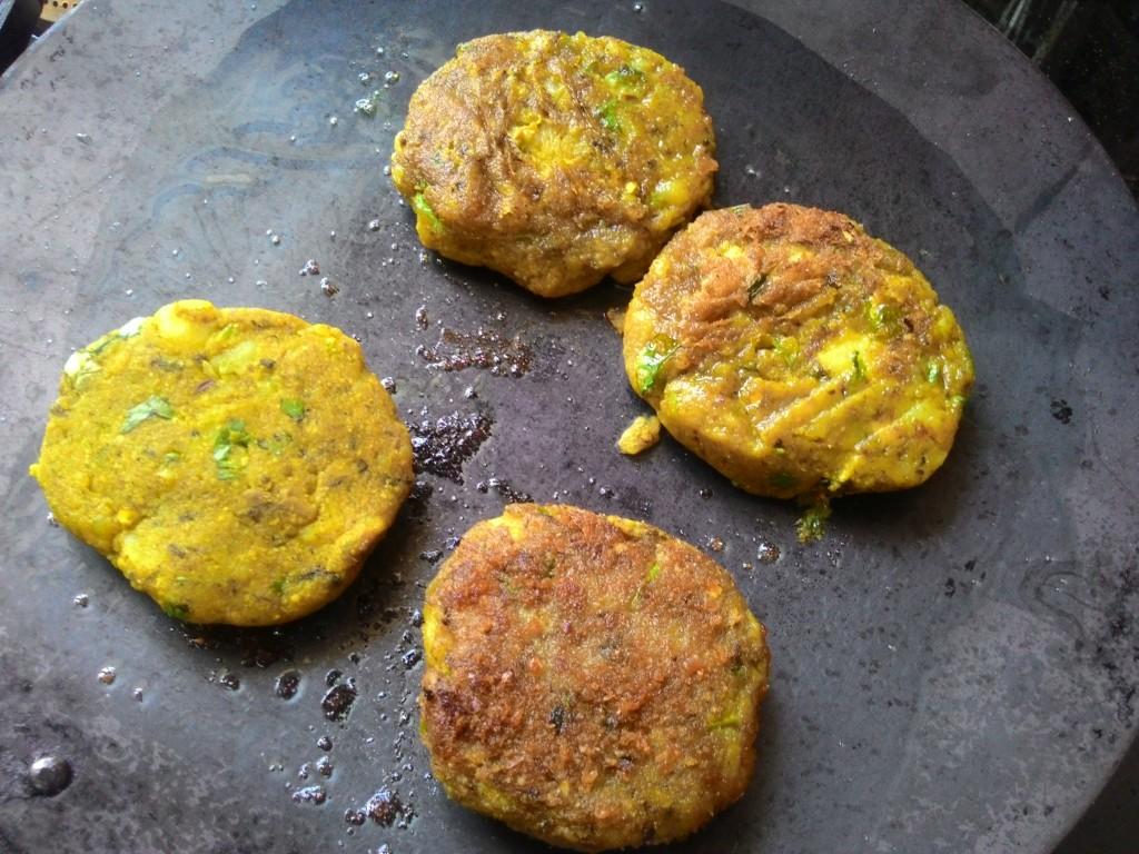 Mushroom Kebabs Easy Recipe