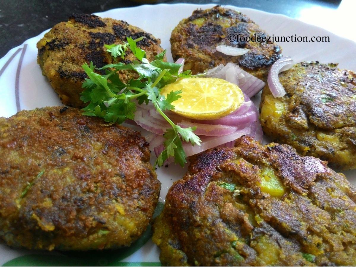 Recipe: Mushroom ke Galouti Kebab