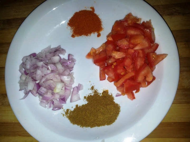 Red Tomato Chutney