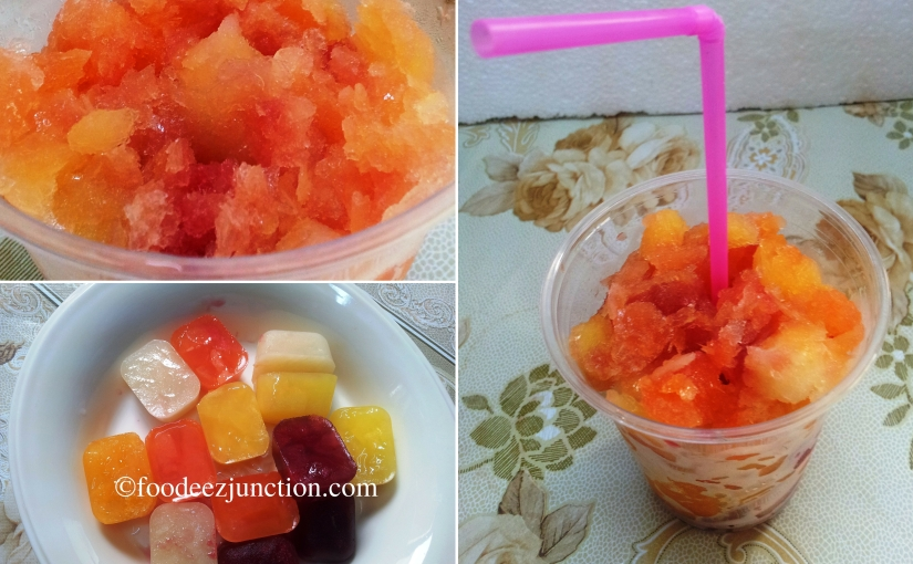 Beat the Heat with Juicy Barf ka Churmura