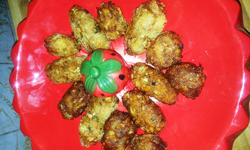 Mixed Veg Kabab Recipe