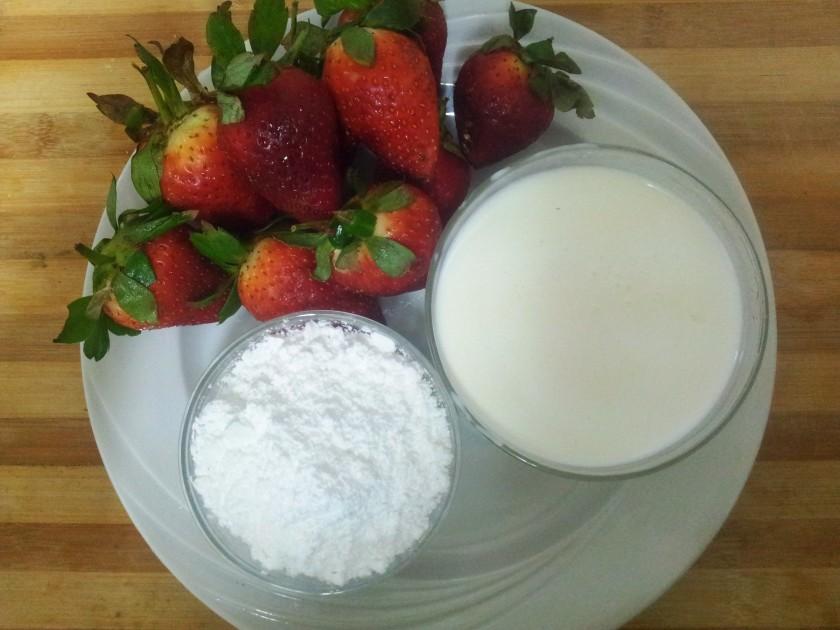 Strawberry Dessert