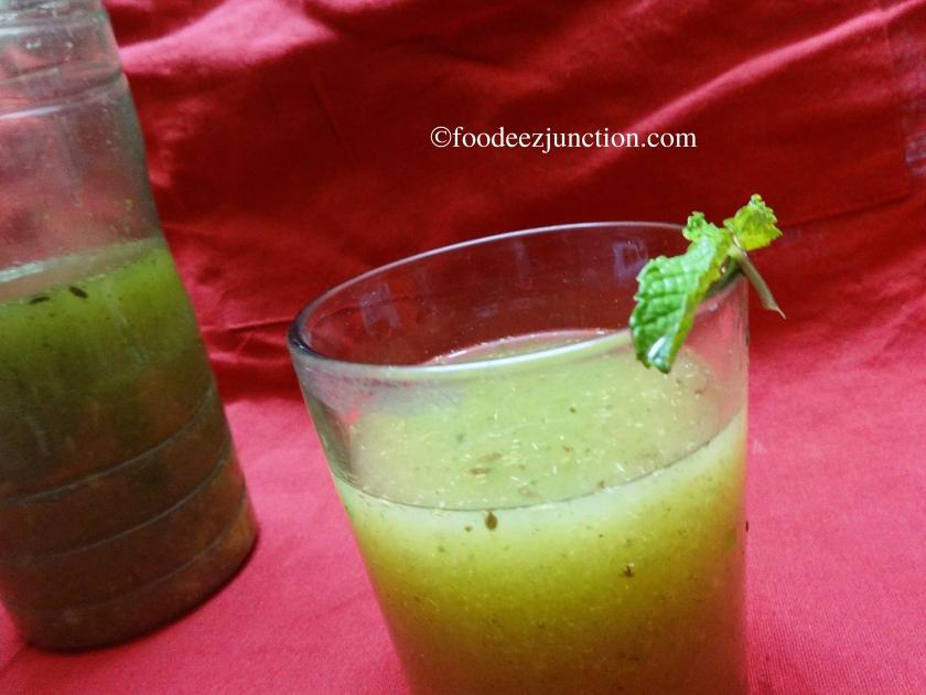 Aam Panna Recipe Foodeez Junction