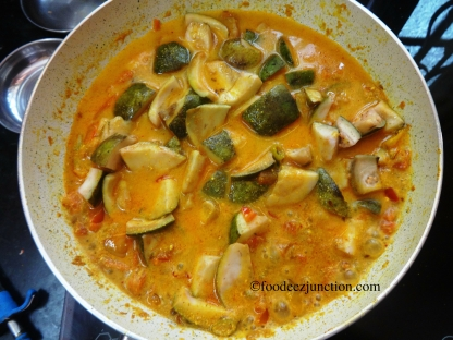 Main course Cuisine Amrud Sabzi