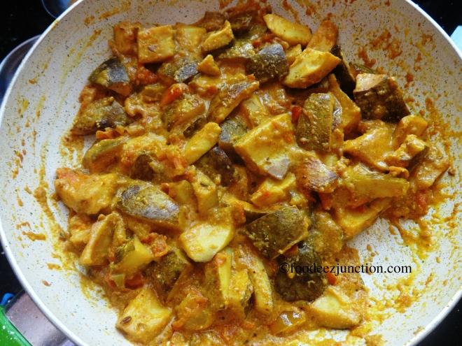 Indian Food Recipes Amrood Sabji