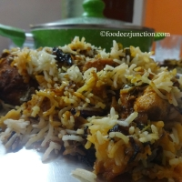 Hyderabadi Chicken Dum Biryani Recipe | Hyderabadi Pakki Biryani