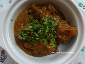 Traditional Chicken Korma