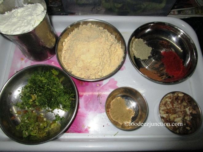 Dahi Ke Kabab Ingredients