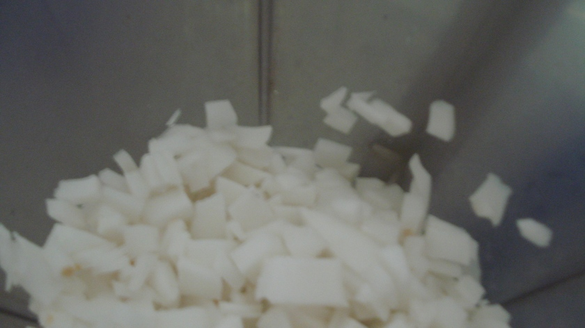 Coconut Pudding Preparation