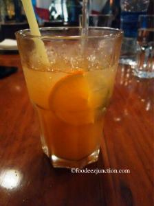 Mocktails at N Grill