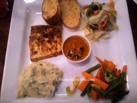 Veg Platter at N Grill