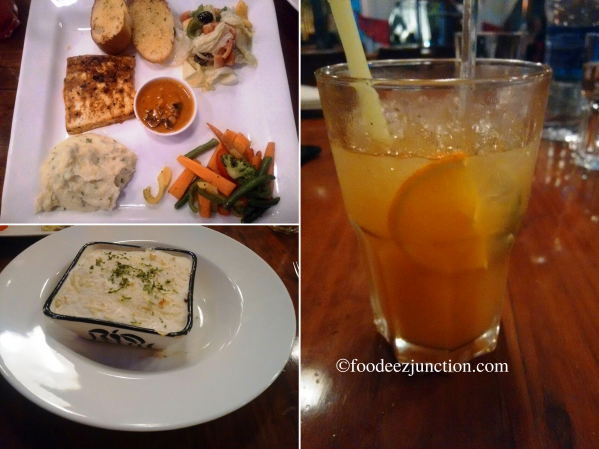 N Grill Restaurant Review