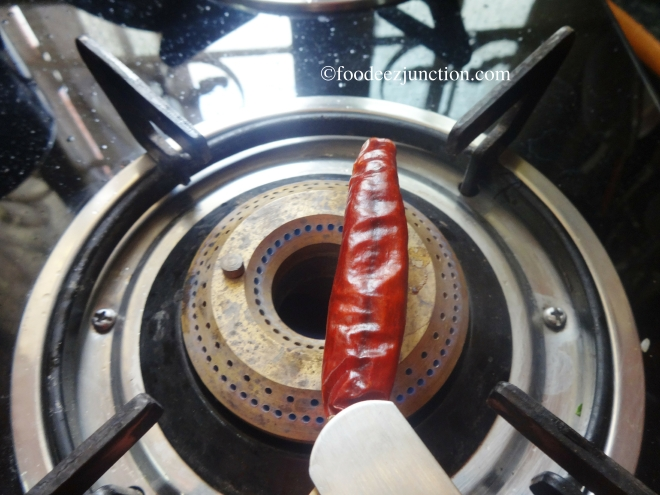 Roasted Red Chilli