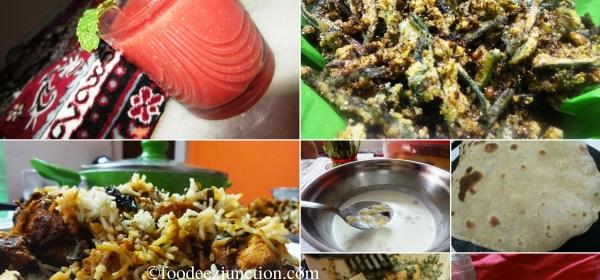 April Recipe Recap