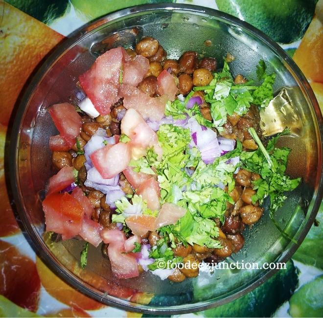 Chatpata Kala Chana Recipe