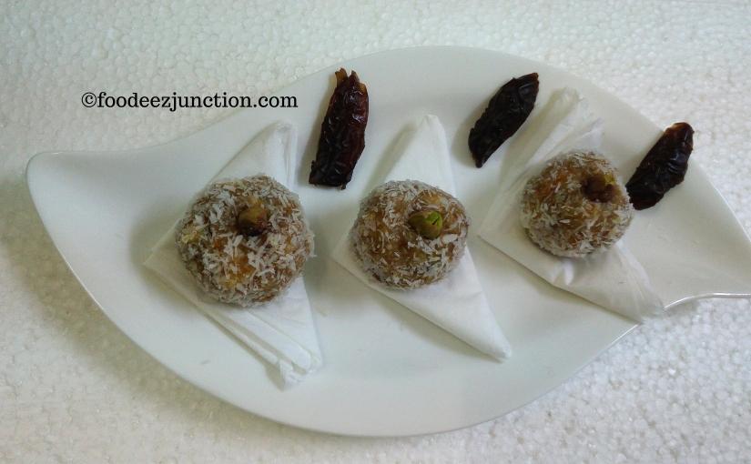 Khajur Laddu Recipe