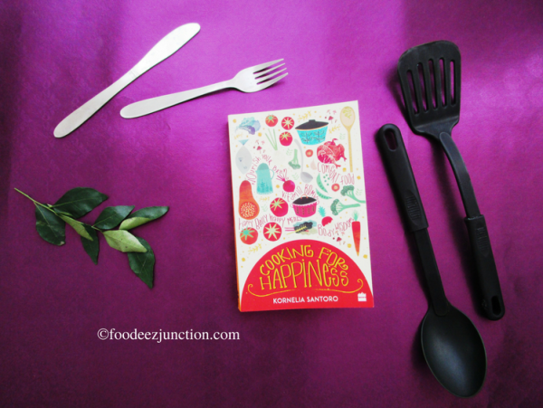 Cooking For Happiness Cookbook Review