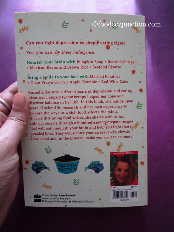 Cooking for Happiness CookBook by Kornelia Santoro