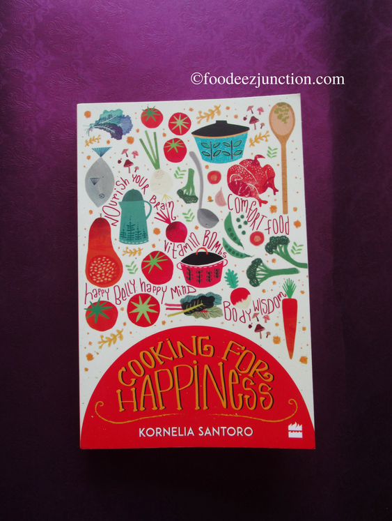 Cooking for Happiness CookBook