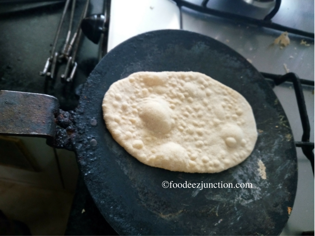 how to cook butter naan