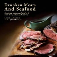 Drunken Meats and Seafood fest at Le Dupleix Pondicherry   Press Release