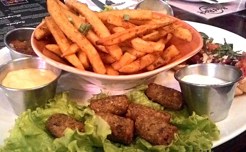 Did You Check Out Hard Rock's New Menu for VeggieLovers?