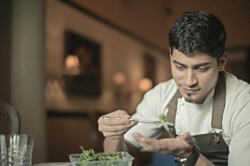 Chef Ashay Dhopatkar