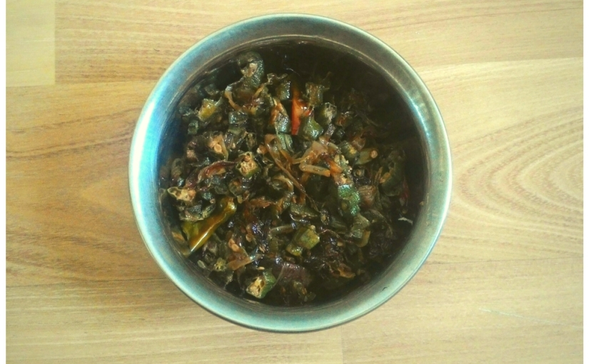 Bhindi Recipe, Less Ingredients and an Awesome Taste