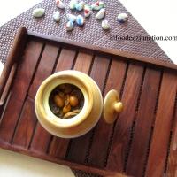 Karonda ka Achar Recipe   How to Make Cranberry Pickle