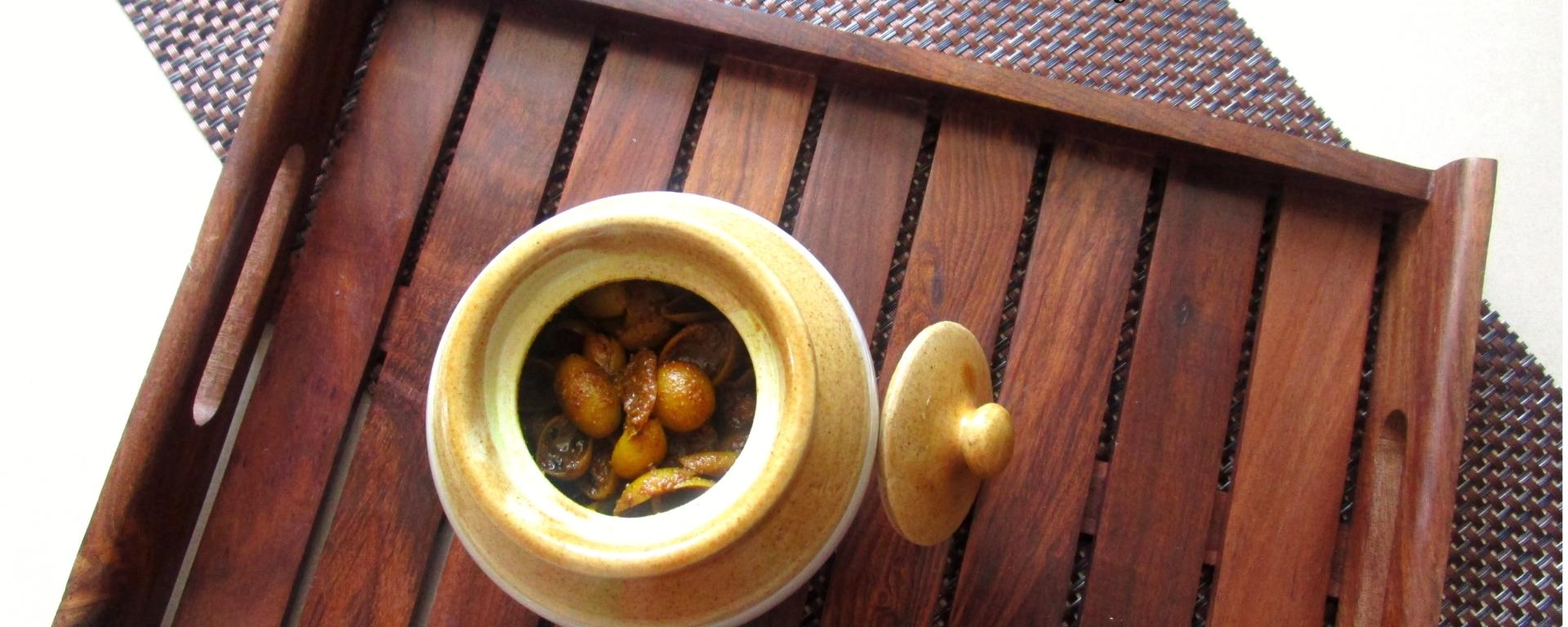 Karonda ka Achar foodeezjunction.com