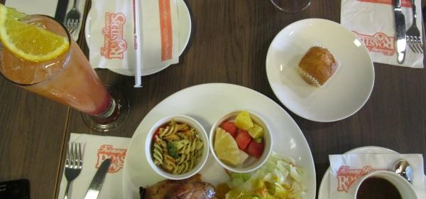 Kenny Rogers Roasters Restaurant Review Foodeezjunction.com