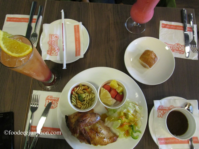 Kenny Rogers Roasters Restaurant Review Foodeezjunction.com
