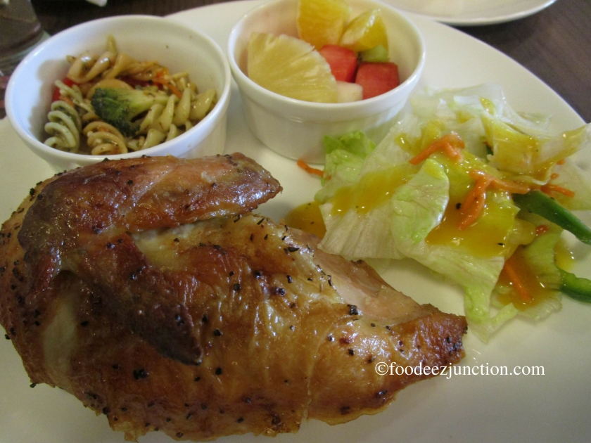 Kenny Rogers Roasters Restaurant Review
