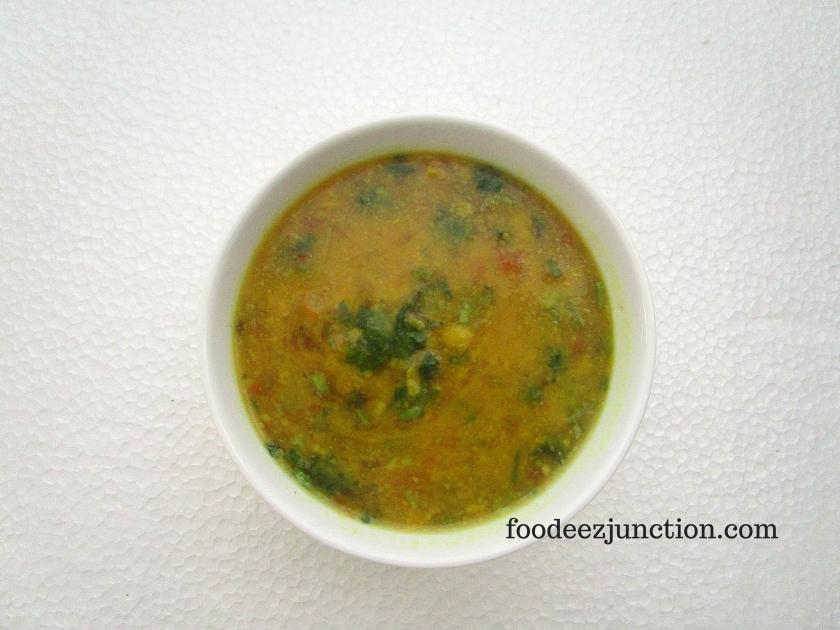 Arhar Dal Recipe foodeezjunction.com