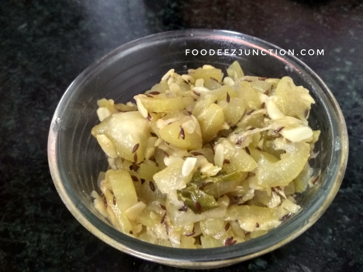 How to Make Lauki ki Sabzi | Easy Recipe for Bottlegourd