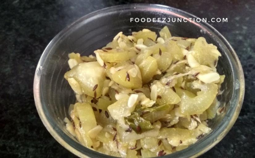 How to Make Lauki ki Sabzi | Easy Recipe forBottlegourd