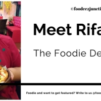 An Interview with Rifa - The Foodie Deewani