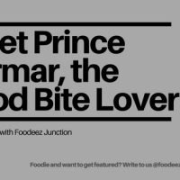 An Interview with Prince Parmar - The Food Bite Lover