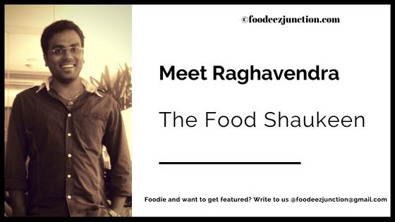 Interview Food Shaukeen