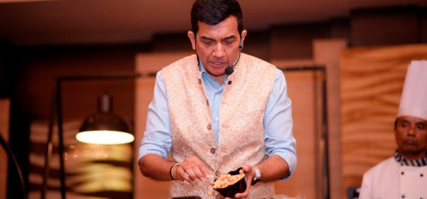 Kolkata Cookery Workshop Sanjeev Kapoor Foodeez Junction