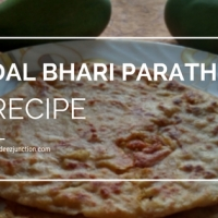 Dal Bhari Parathe Recipe Step By Step | How To Make Chana Dal Paratha at Home