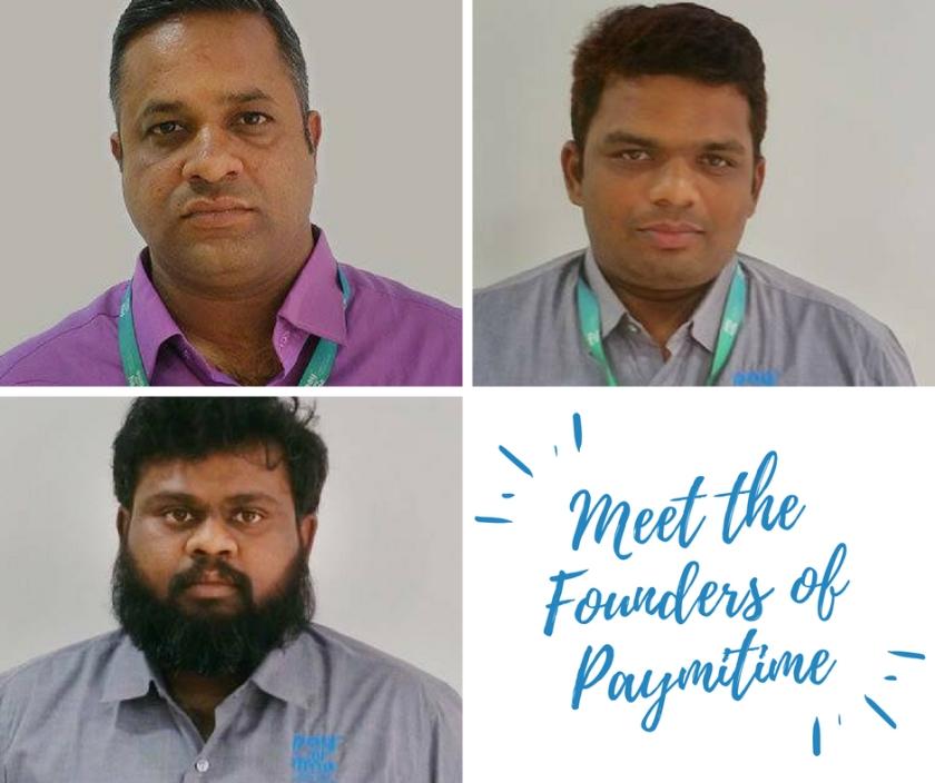 Meet the Founders of Paymitime Foodeezjunction.com