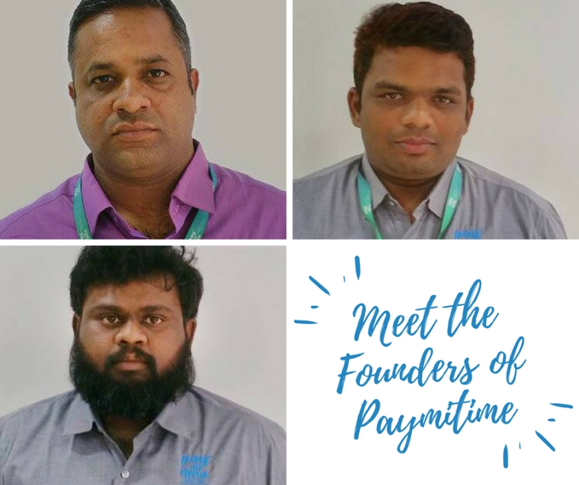 Meet the Founders of Paymitime Foodeezjunction.com
