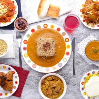 Gorge on to some scrumptious Parsi delights at the Cultures of Mumbai in Hotel Sahara Star
